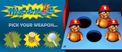 بازی موبایل Whac a Mole
